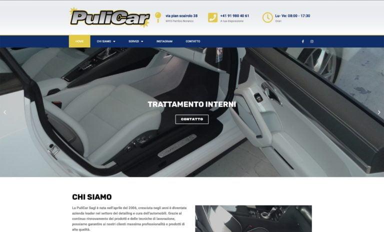 Neue Pulicar-Website