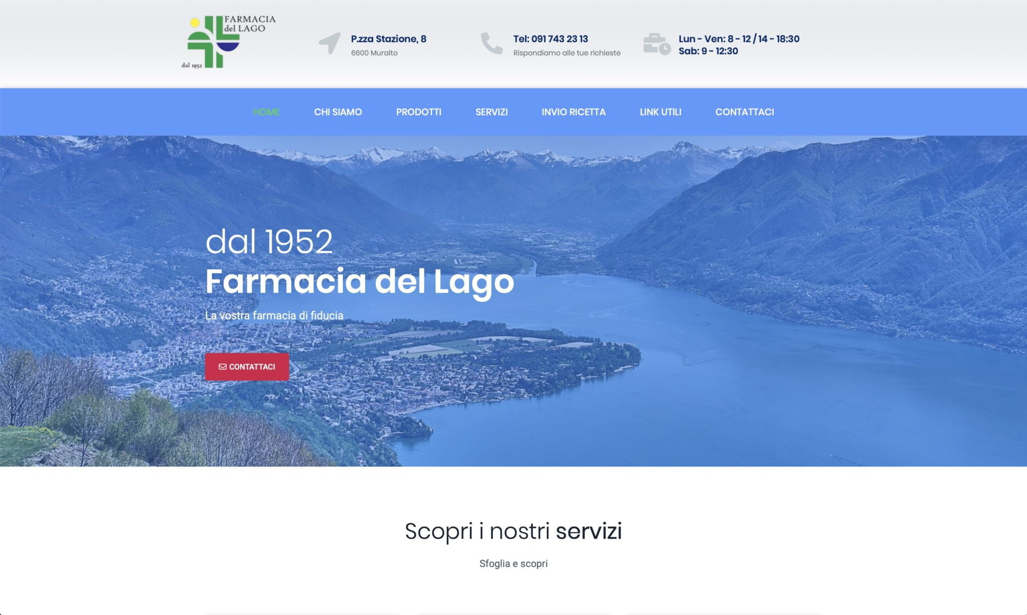 Farmacia del Lago Locarno