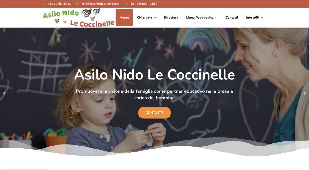 Asilo Nido le Coccinelle