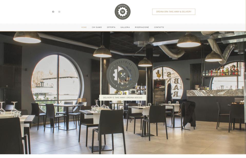 Industrial Restaurant