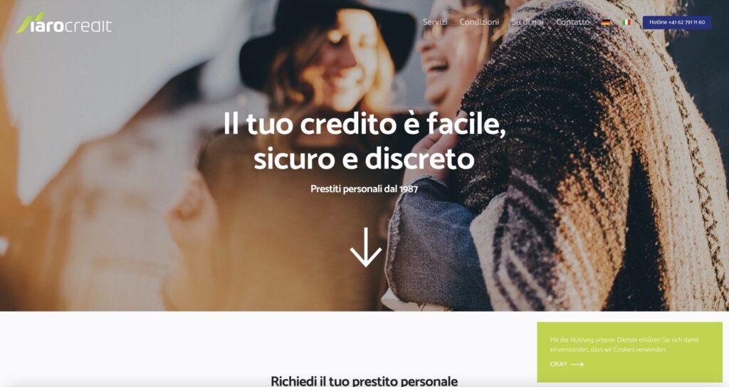Iaro Credit